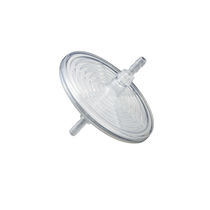Medical suction pump filter / for liquids / air / antibacterial
