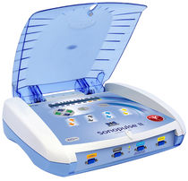 Electro-stimulator / ultrasound diathermy unit / tabletop