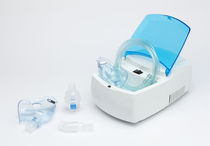 Electro-pneumatic nebulizer / with compressor / pediatric