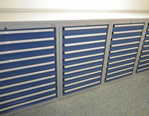 Storage cabinet / for sample storage / for laboratory samples / hospital