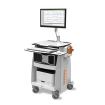 Computer-based urodynamic system / on casters / wireless / with anorectal manometry