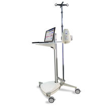 Computer-based urodynamic system / on casters / with anorectal manometry / wireless