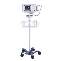 Portable, with trolley bladder scanner