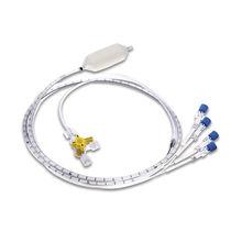 Pressure monitoring catheter / rectal / balloon