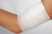 Gauze roll / non-adherent / sterile