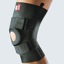 Knee orthosis / knee ligament stabilization / knee distraction (osteoarthritis) / with patellar pad