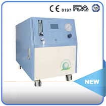 Mobile oxygen concentrator