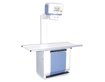 Veterinary X-ray system / digital / table-type