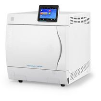 Medical autoclave / front-loading / bench-top / touchscreen