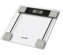 Electronic patient weighing scale / with digital display / ultra-compact