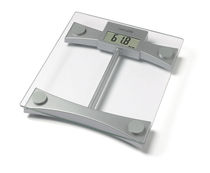 Electronic patient weighing scale / with digital display