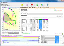 Management software / spirometry