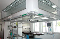 Supply beam system medical supply system / ceiling-mounted / modular