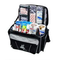 First aid bag / for sports therapy / multi-pocket / nylon