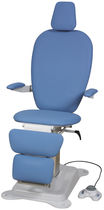 ENT examination chair / electric / manual / height-adjustable