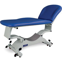 Electro-pneumatic examination table / height-adjustable / 2 sections