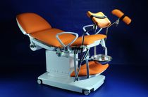 Urological examination chair / gynecological / electric / on casters