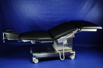 Dermatology operating table / ENT / manual / height-adjustable