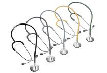 Single-head stethoscope / aluminum
