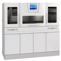 Histology sample preparation system / tissue / fixation / floor-standing
