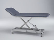 Hydraulic examination table / 2-section / ergonomic