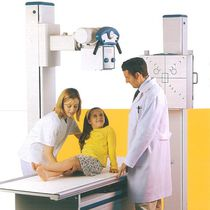 Radiography system / analog / for pediatric radiography / with Bucky stand