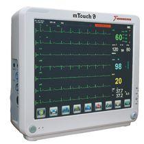 Intensive care multi-parameter monitor / ECG / EtCO2 / SpO2