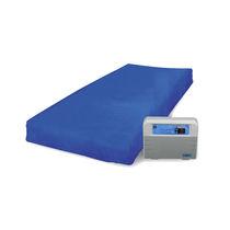 Hospital bed mattress / air-operated / anti-decubitus / with air pump