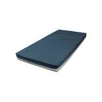 Hospital bed mattress / foam / anti-decubitus / multi-layer