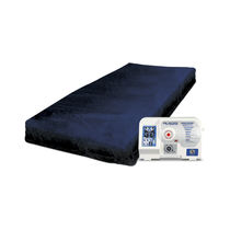 Hospital bed mattress / low air loss / lateral rotation / anti-decubitus