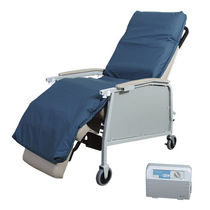 Anti-decubitus cushion / seat / for transfer chairs / inflatable