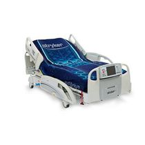 Hospital bed / electric / height-adjustable / on casters
