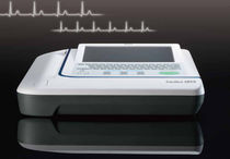 Resting electrocardiograph / digital / 12-channel / with printer