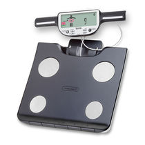 Segmental body composition analyzers / for fat measurement / with LCD display / with mobile display