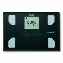 Bio-impedancemetry body composition analyzers / with LCD display / compact / with BMI calculation