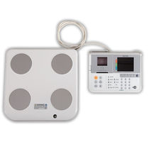 Bio-impedancemetry body composition analyzers / with LCD display / portable / class III