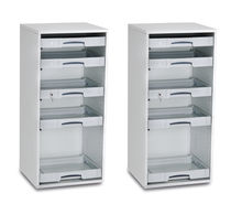 Storage cabinet / hospital / with drawer