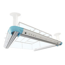 Supply beam system / ceiling-mounted / modular