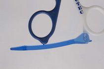 Surgical forceps / laparoscopic / monopolar / disposable