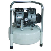 Dental compressor / medical / 1-workstation / oil-free