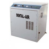 Dental compressor / oil-free