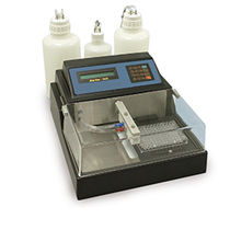 Automatic microplate washer / laboratory