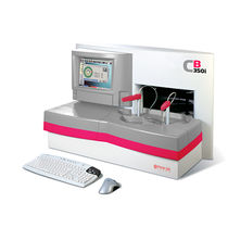 Automatic biochemistry analyzer / compact / bench-top / with immunoturbidimetry dosing