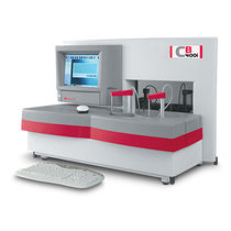 Automatic biochemistry analyzer / bench-top / with ISE