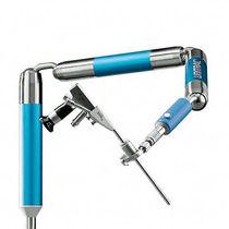 Pneumatic endocsopic surgery holding arm