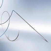 Non-absorbable suture thread