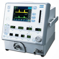 Electronic ventilator / intensive care / infant / non-invasive