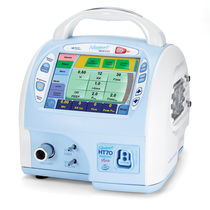 Electronic ventilator / transport / emergency / clinical