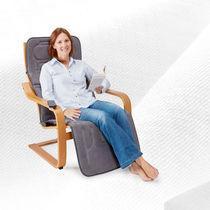 Percussion massage massage seat cover / heated