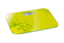 Electronic patient weighing scales / with digital display / ultra-compact